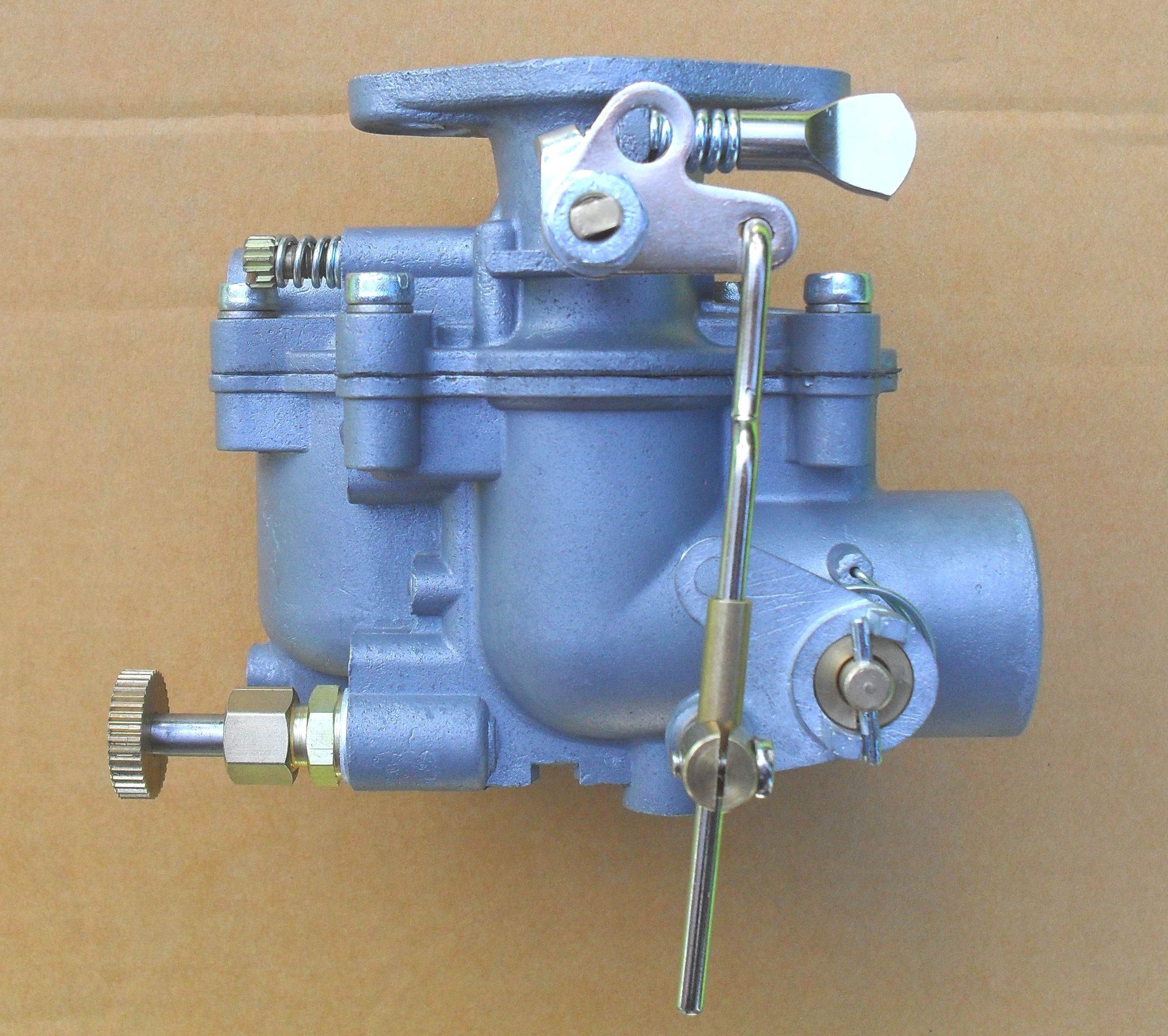 Villiers And Allen Scythe Parts Zenith Carburetor Diagram On Exploded 24t2 Grey Ferguson Carburettor Complete Recon Brought Back To As Near New Condition Possible Nearly All Removable Are Refitted With